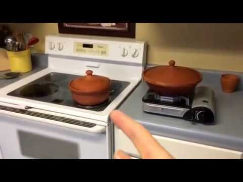 Miriam's Earthen Cookware – Comparison of Options for Ceramic Stoves (Healthiest Cooking)