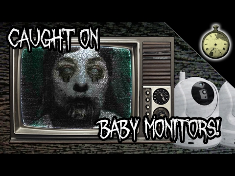 12 Scary Things Caught On Baby Monitors | Cryptic Countdown