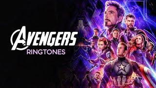 Top 5 Best Avengers Endgame Ringtones 2019   Ft. Iron Man, Thanos & Etc   Download Now