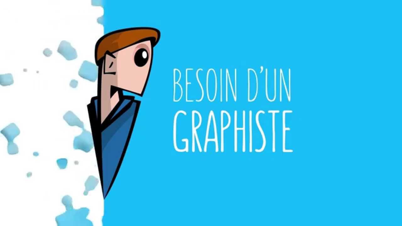 graphiste motion designer
