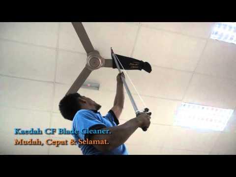 Team inovasi ILPBK - Fan Blade Cleaner