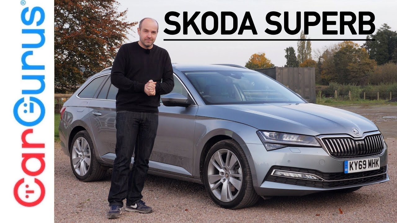 Skoda Superb Estate 2020 Review Very Hard To Fault Cargurus
