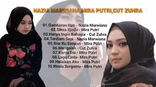 Full Album Lagu Nazia Marwiana,Mira Putri,Cut Zuhra || lagu asal Aceh Sangat Menyentuh Hati