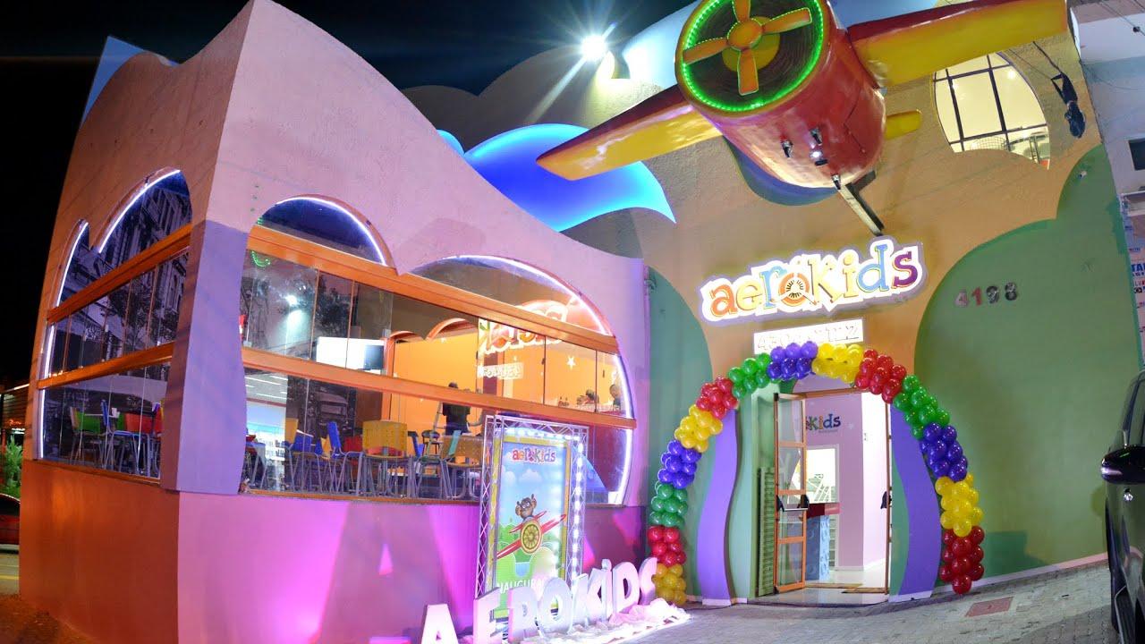 Aerokids Buffet Festa de inauguraç u00e3o do mais novo espaço para eventos na Zona Leste de S u00e3o  -> Decoração Para Festa Infantil Zona Leste