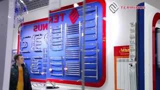 МОДНЫЙ ПОЛОТЕНЦЕСУШИТЕЛЬ компании Терминус(http://terminus.ru/ В разработке моделей дизайн-радиаторов компании принимает участие итальянский дизайнер интерь..., 2014-10-24T08:45:25.000Z)