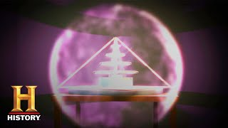 Ancient Aliens: Mysterious Force Field Generates Pyramid Portal (Season 5) | History