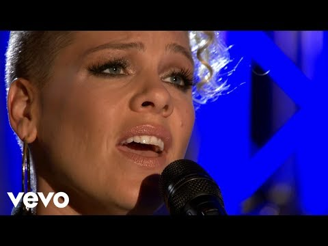 P!nk - Stay With Me (Sam Smith cover) in the Live Lounge