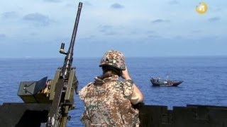 Pirate Hunt 1/6 Danish Counter-Piracy Documentary (English Subtitles)