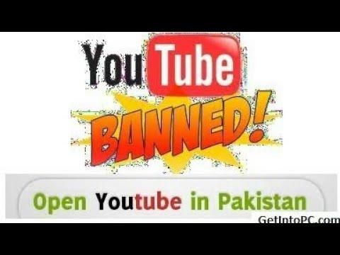 Open Youtube In Pakistan