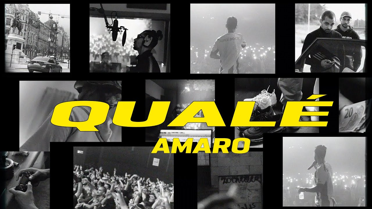 AMARO - QUALÉ (Prod. Johnny Lowd)