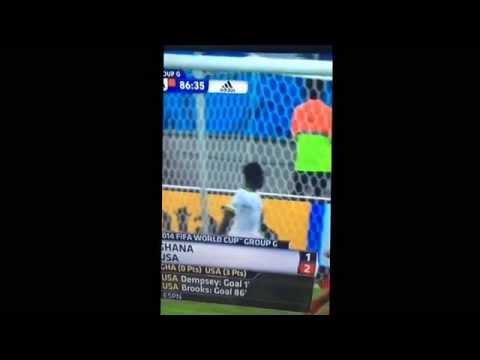 USA vs Ghana Haitian sports analyst and translator part #1lol