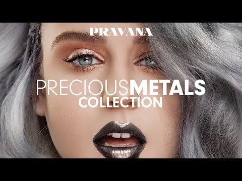 NEW! PRAVANA Precious Metals Collection