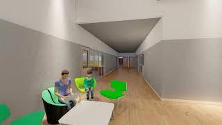 San Juan USD: Animated video of Barrett Middle School Modernization