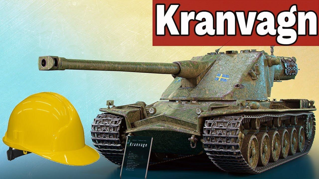 TWARDY ŁEB – KRANVAGN – World of Tanks
