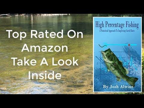 Gifts For Fishermen-High Percentage Fishing-Bass Fishing Books