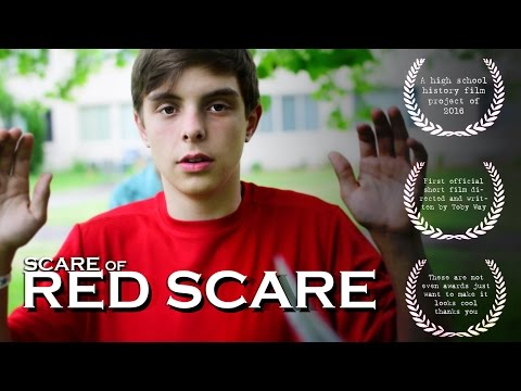 McCarthyism Short Film - Scare Of Red Scare