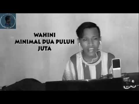 Lagu Jujuran Larang Wayahini Kawanai