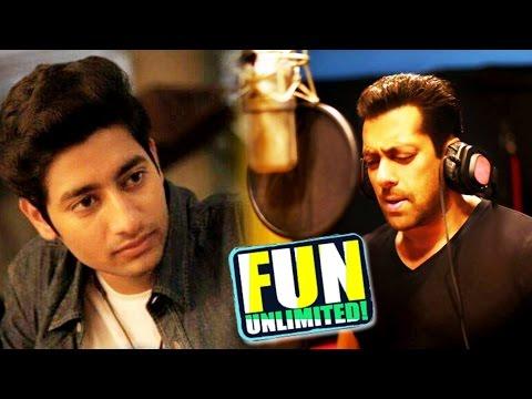 Salman Khan SINGS Marathi Song for Sairat...
