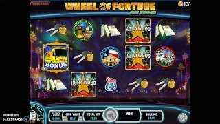 IGT Wheel of fortune slot
