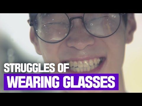 Moments Only People With Glasses Understand • ENG SUB • dingo kbeauty