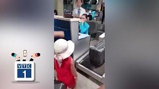 Dân mạng tranh cãi về thái độ nhân viên hàng không