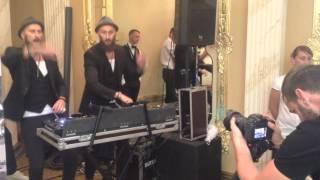 DJ project S-BROTHER-S  свадьба Ксении Бородиной и Курбана Омарова