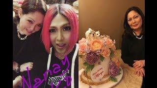VICE GANDA UMATTEND SA 53RD BIRTHDAY PARTY NG NAG-IISANG DIAMOND STAR MARICEL SORIANO