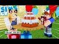 MINECRAFT ŻYCIE #36 - PIERWSZE URODZINY IZABELLI! | Vito i Bella