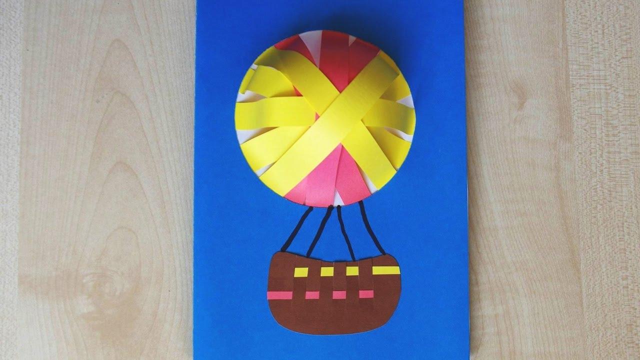 Оригами как сделать воздушный шар фото 603