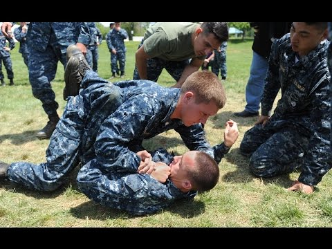 U.S Naval Academy Class of 2018 Sea Trials