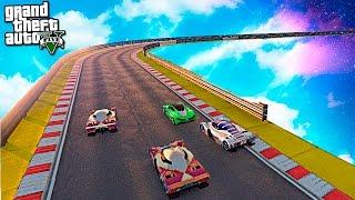 РАМПЫ В КОСМОСЕ В GTA 5 ONLINE - GTA 5 Обновление(Сегодня у нас рампы в космосе в GTA 5 ONILINE , новое обновление в GTA 5! Жесткий рампы, трамплины ждут нас в GTA 5! KeyWest201..., 2016-07-14T11:00:02.000Z)