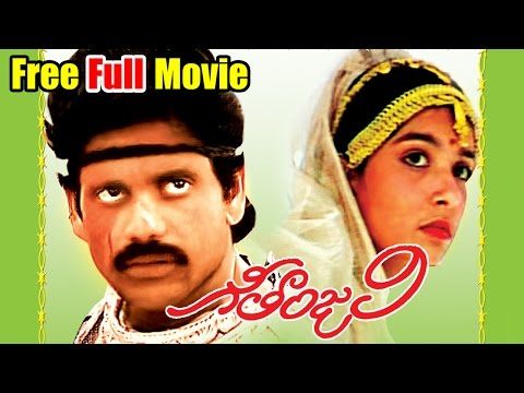 Nagarjuna's Geethanjali Full Length Movie | Nagarjuna Full Movies | Nagarjuna, Girija Shettar