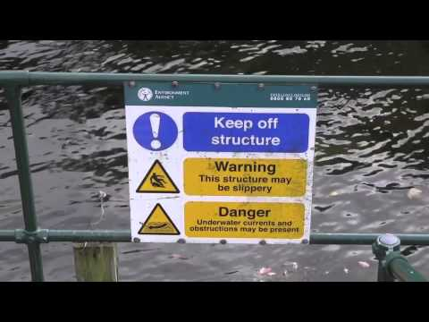Do you know the dangers of river weirs?