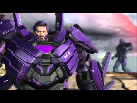 X-Men: Destiny - Sentinel/Bastion Boss Battle