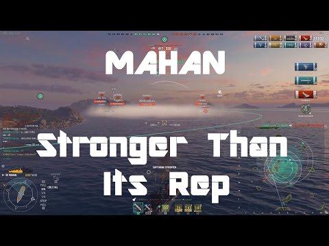 Mahan - Stronger Than Its Reputation