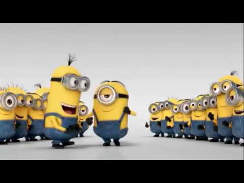 La Música De Los Minions Papaya Remix Youtube