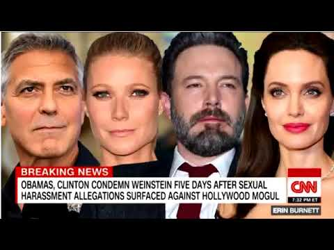 Gwyneth Paltrow and Angelina Jolie accuse Harvey Weinstein of harassment