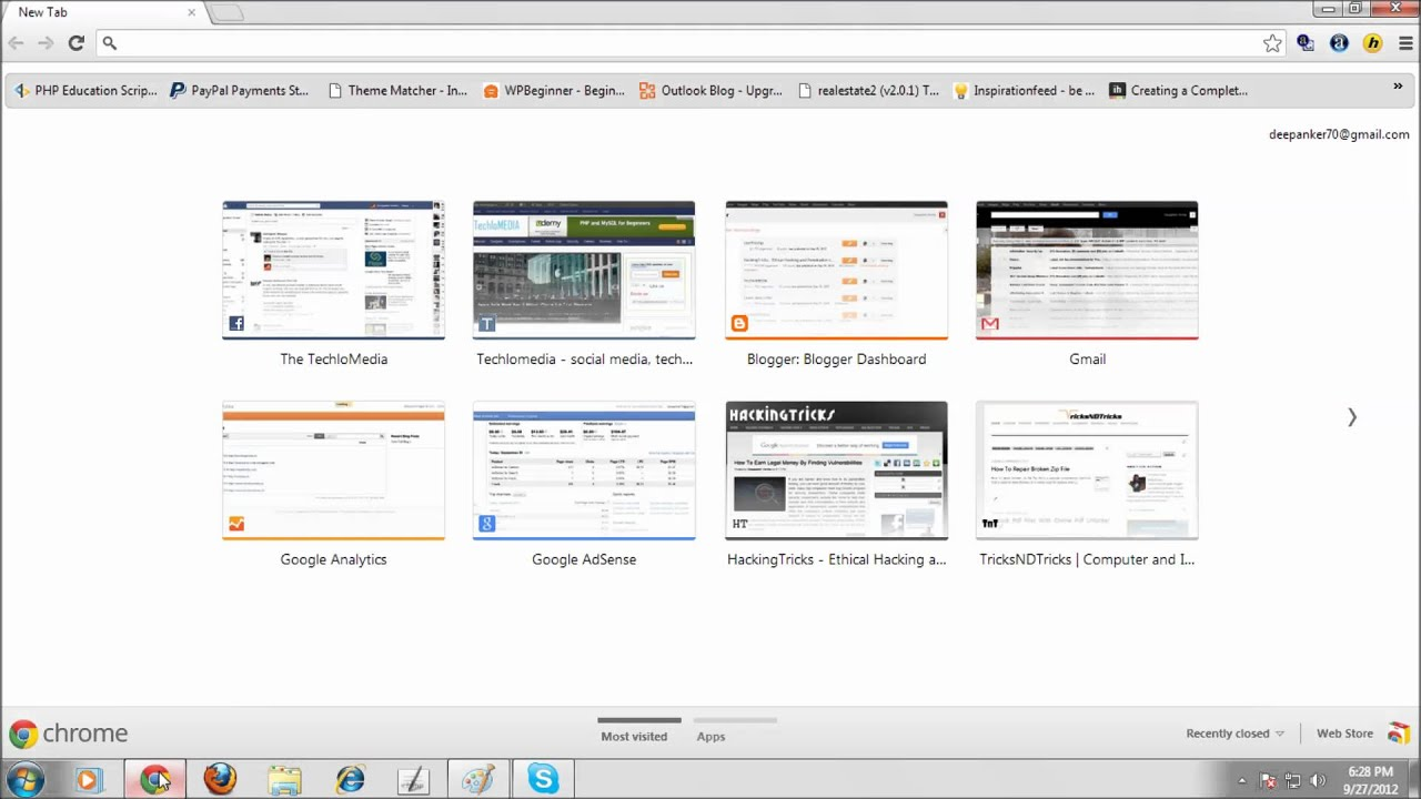 Google themes uninstall - How To Uninstall Or Disable Extension From Google Chrome Browser
