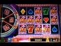 Players' Party Slot Machine 100X *BIG WIN* Wild Free Games Bonus! (3 slot videos)