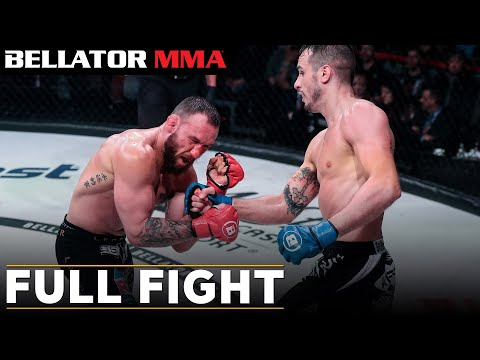 Full Fight | Myles Jury vs. Brandon Girtz - Bellator 239