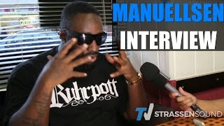 MANUELLSEN Interview: Bushido, Arafat, Kill Em All, Fler, Shindy, 81, Xatar, KC, PA, Samy, Azad, KEZ