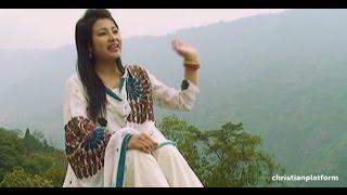 Dhada Bhari Phulharu - Lydia Rai (Music Video) Nepali Christian Song