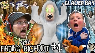 FINDING BIGFOOT GAME: The Yeti vs FGTEEV! (Glacier Bay Map New Update w/ Bendy & Granny Items?) thumbnail