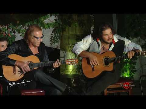 Gypsy Joe Vlado and Alex Fox - Guitar Concert @ Downhouse: Live Jem Session Improvisation!