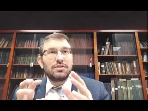 48 Ways - Way 16: Limited Business with Rabbi Aryeh Wolbe of TORCH