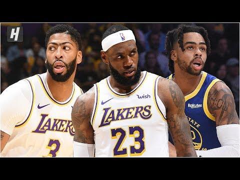 Golden State Warriors vs Los Angeles Lakers - Full Game Highlights | October 16, 2019 NBA Preseason