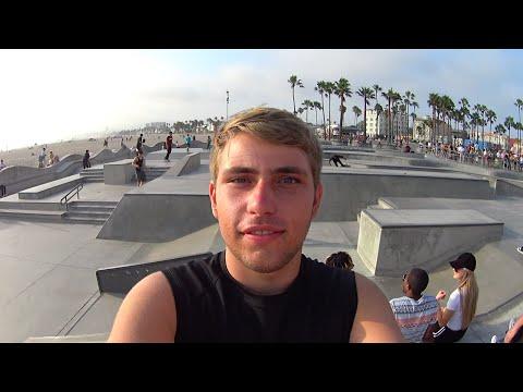 Conhecendo as praias da Califórnia!