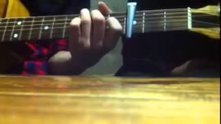 Cover MY EVERYTHING ( TIÊN TIÊN ) by Lee Khánh and Ninh guitarist