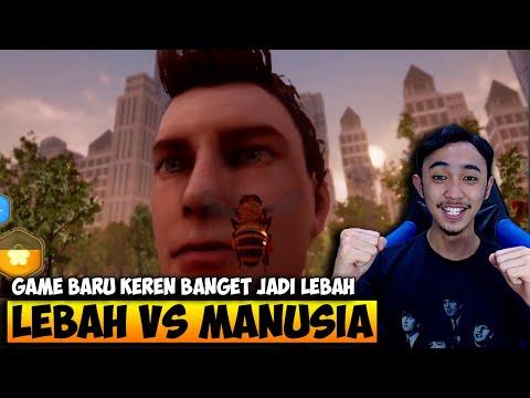 GAME BARU JADI LEBAH KEREN BANGET - BEE SIMULATOR INDONESIA - 동영상