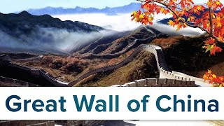 Top 10 Facts - Great Wall of China